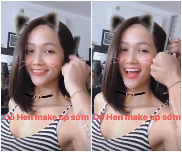Đổi diện mạo liên tục trước Miss Universe 2018, HHen Niê xứng danh hoa hậu đa sắc màu nhất showbiz Việt-2