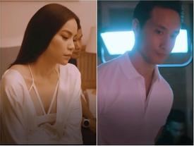Kim Lý không vui khi để Hồ Ngọc Hà... bắn súng vào đầu
