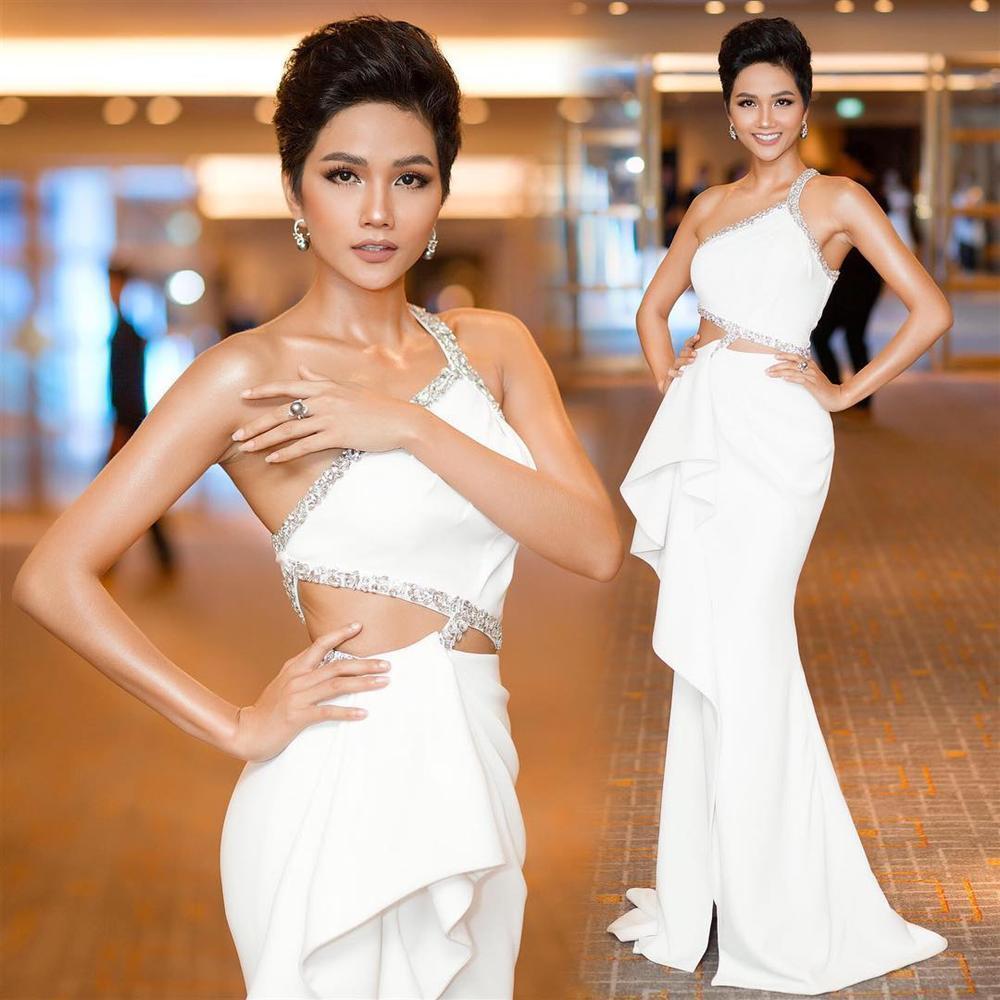 Đổi diện mạo liên tục trước Miss Universe 2018, HHen Niê xứng danh hoa hậu đa sắc màu nhất showbiz Việt-18
