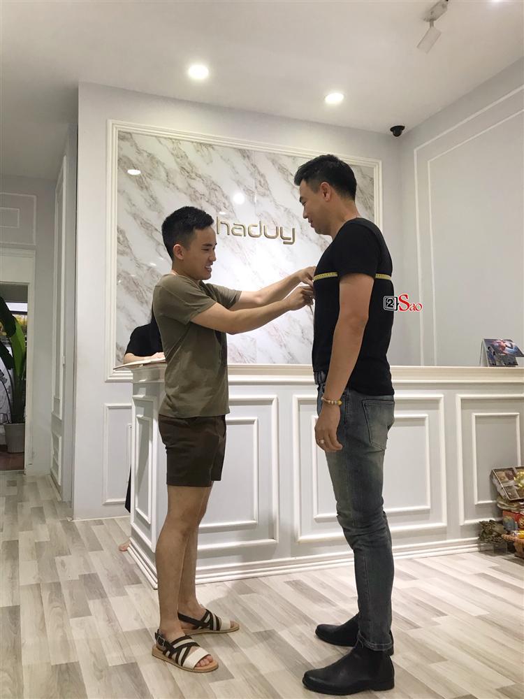 MC Tuấn Tú quay lại showbiz sau 5 năm vắng bóng  với vai trò MC chung kết Hoa hậu Việt Nam-5