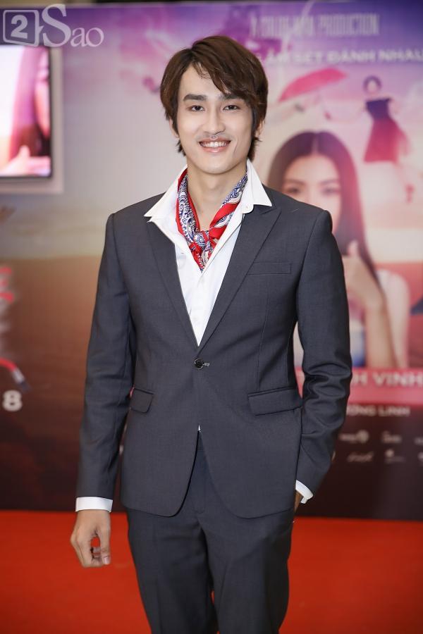 Á hậu Thúy Vân đi siêu xe 7 tỷ mới tậu ra mắt phim lần đầu đóng vai chính-6