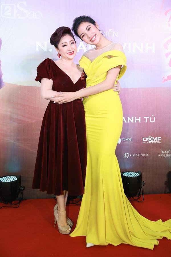 Á hậu Thúy Vân đi siêu xe 7 tỷ mới tậu ra mắt phim lần đầu đóng vai chính-10