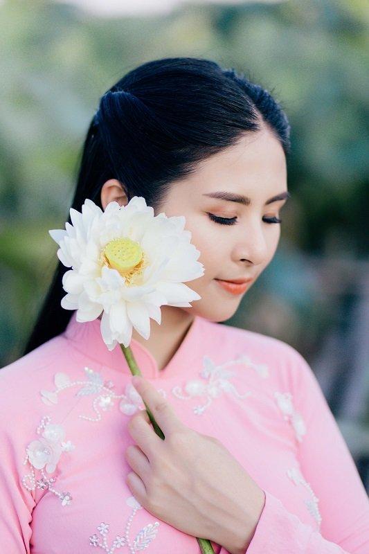 Hoa hậu Ngọc Hân: Người đẹp sợ gì ế, quan trọng là lấy ai-4