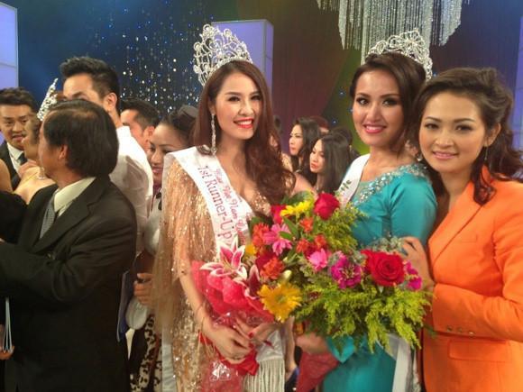 Những cuộc thi người đẹp Việt đăng quang bị gắn mác hoa hậu ao làng-2