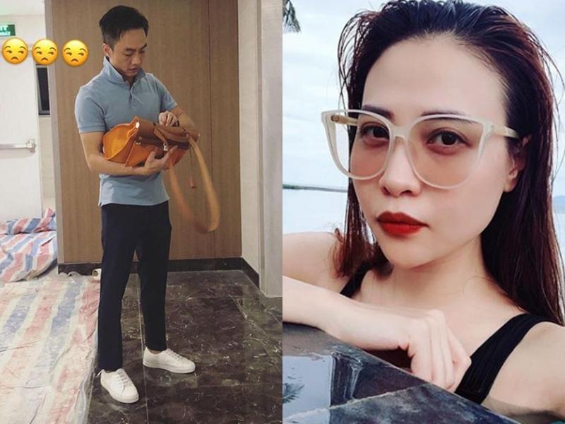 Đàm Thu Trang khoe quà độc đáo người tình Cường Đô La dành tặng-1