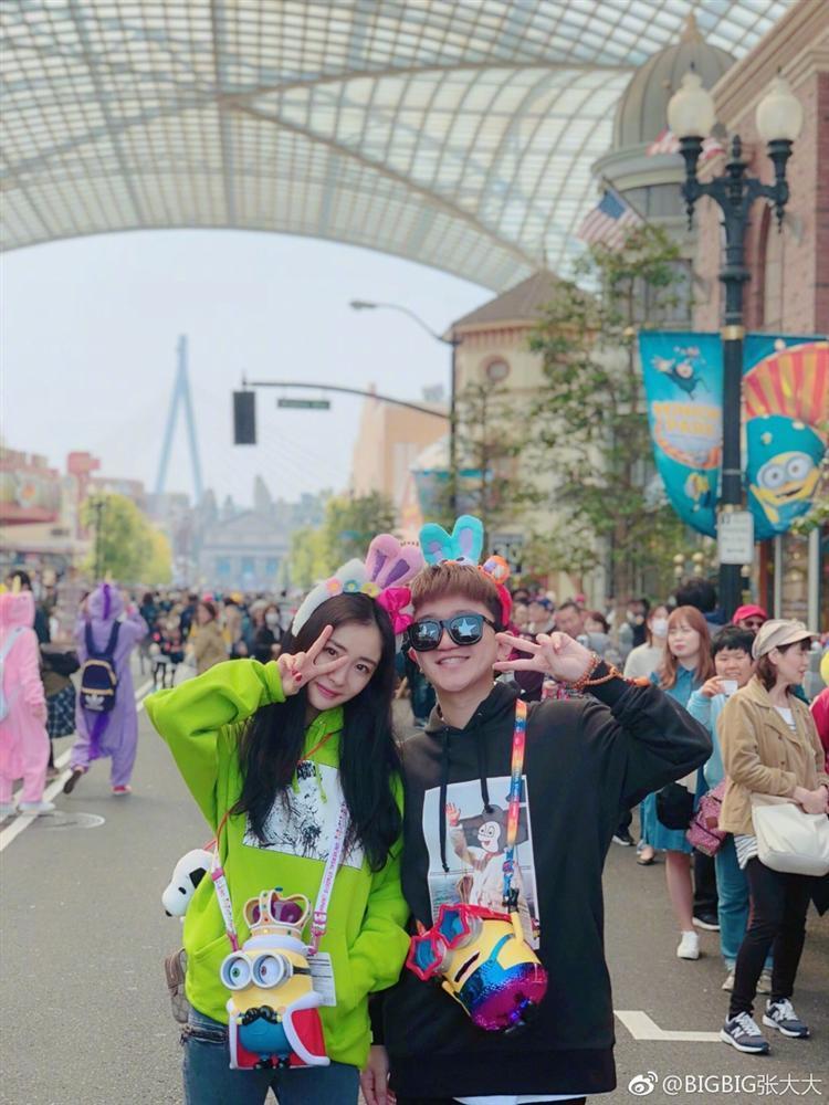 Bạn bè showbiz rộn ràng mừng sinh nhật Dương Mịch, tuy vậy lại thiếu vắng Đường Yên-9