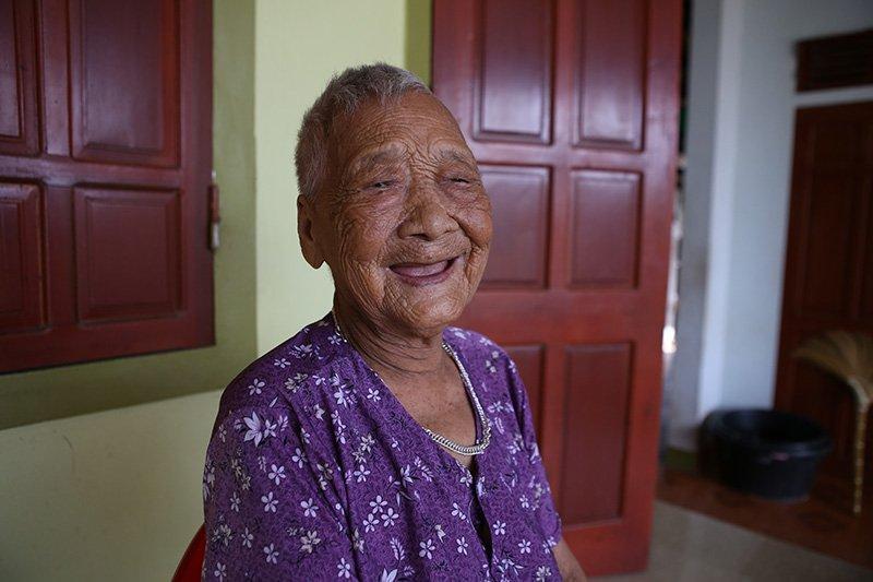 Cuộc sống ba chị em gái thọ trên 100 tuổi ở Nghệ An-2