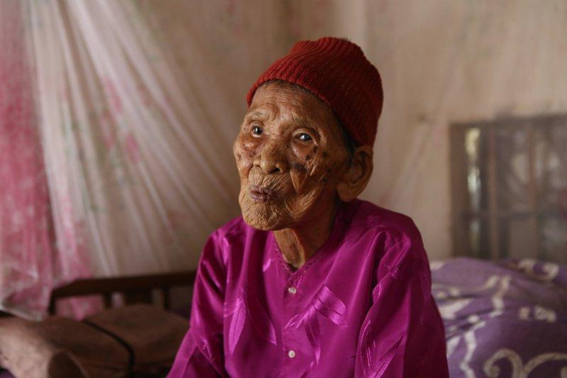 Cuộc sống ba chị em gái thọ trên 100 tuổi ở Nghệ An-3