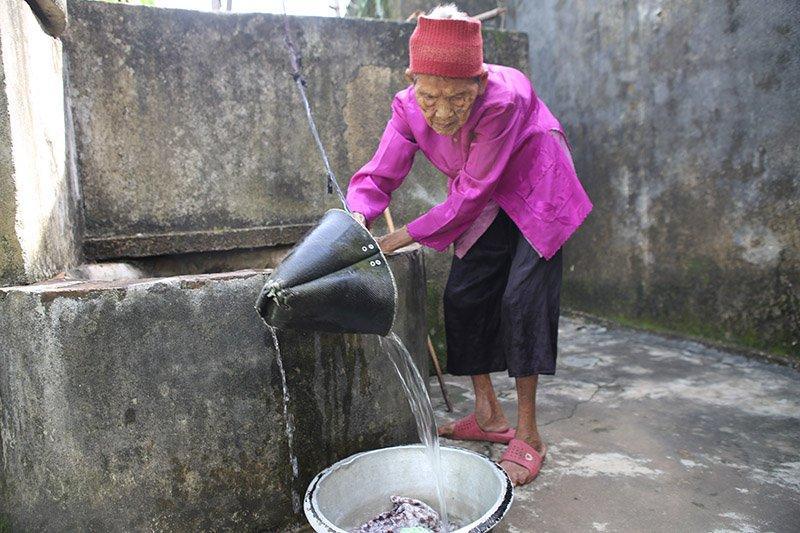Cuộc sống ba chị em gái thọ trên 100 tuổi ở Nghệ An-4
