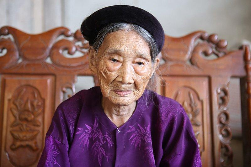 Cuộc sống ba chị em gái thọ trên 100 tuổi ở Nghệ An-5