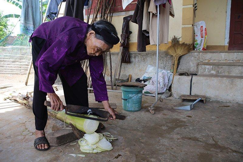 Cuộc sống ba chị em gái thọ trên 100 tuổi ở Nghệ An-6