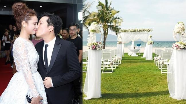 Trường Giang làm đám cưới với Nhã Phương vào ngày 25/9-1