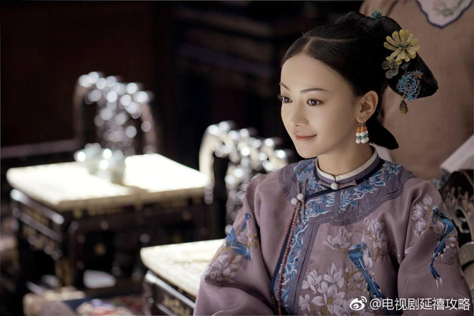 Ngô Cẩn Ngôn một bước thành sao là nhờ Dương Dung bỏ vai Ngụy Anh Lạc-1