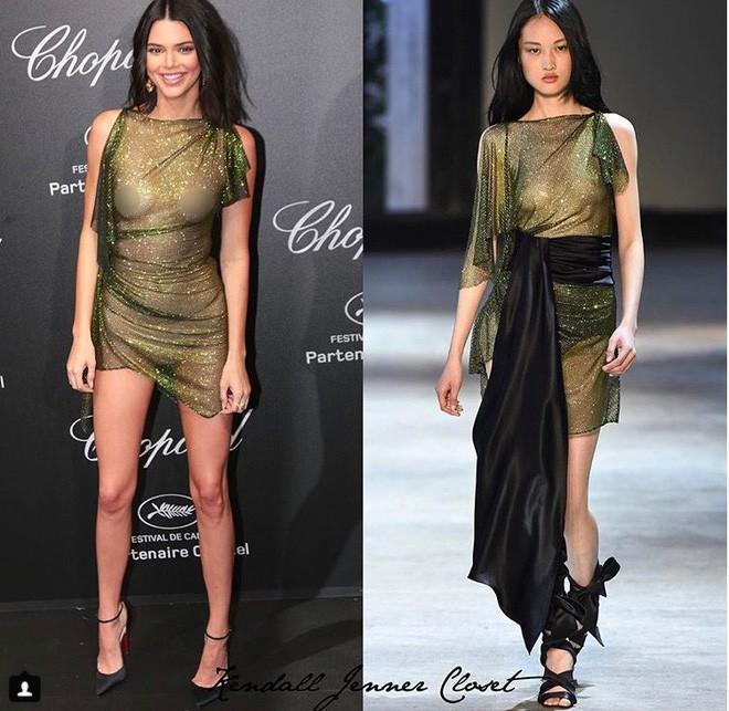 Sở thích khoe thân phản cảm đến hốt hoảng của Kendall Jenner-9