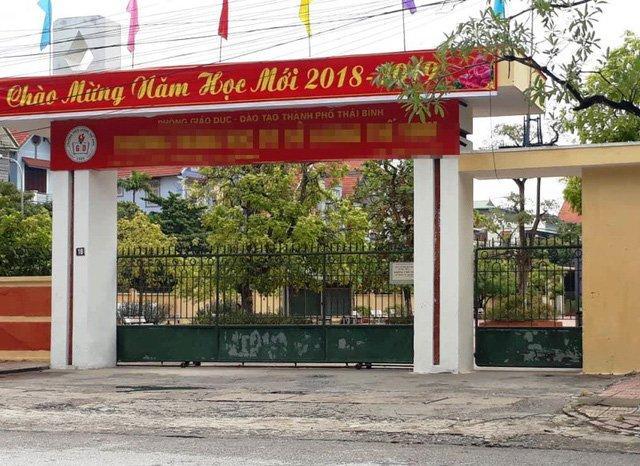 Nữ sinh Thái Bình bị hiếp dâm: Khởi tố và bắt 2 bị can-1