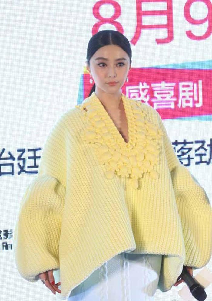 Ai ngờ Phạm Băng Băng lại có lúc diện gu thời trang thảm họa này-4