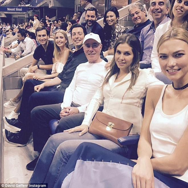 Siêu mẫu Victorias Secret hé lộ chuyện tình với em chồng Ivanka Trump-2