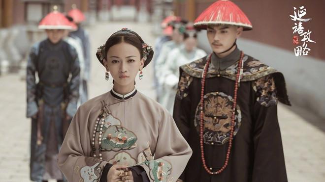 Ngụy Anh Lạc Ngô Cẩn Ngôn từng được nhắm cho vai Tiểu Long Nữ-1