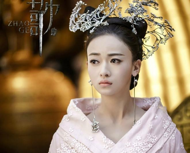 Ngụy Anh Lạc Ngô Cẩn Ngôn từng được nhắm cho vai Tiểu Long Nữ-3