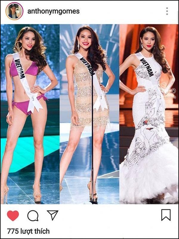 Đã 3 năm sau Miss Universe 2015, fans quốc tế vẫn khóc ròng vì Phạm Hương trượt vỏ chuối-7