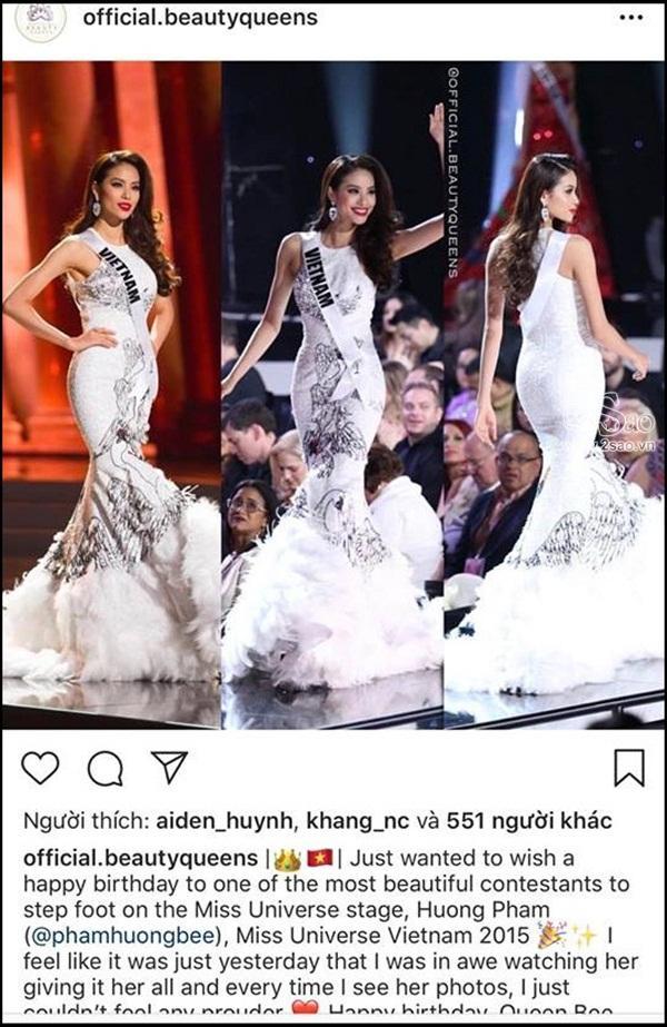 Đã 3 năm sau Miss Universe 2015, fans quốc tế vẫn khóc ròng vì Phạm Hương trượt vỏ chuối-5