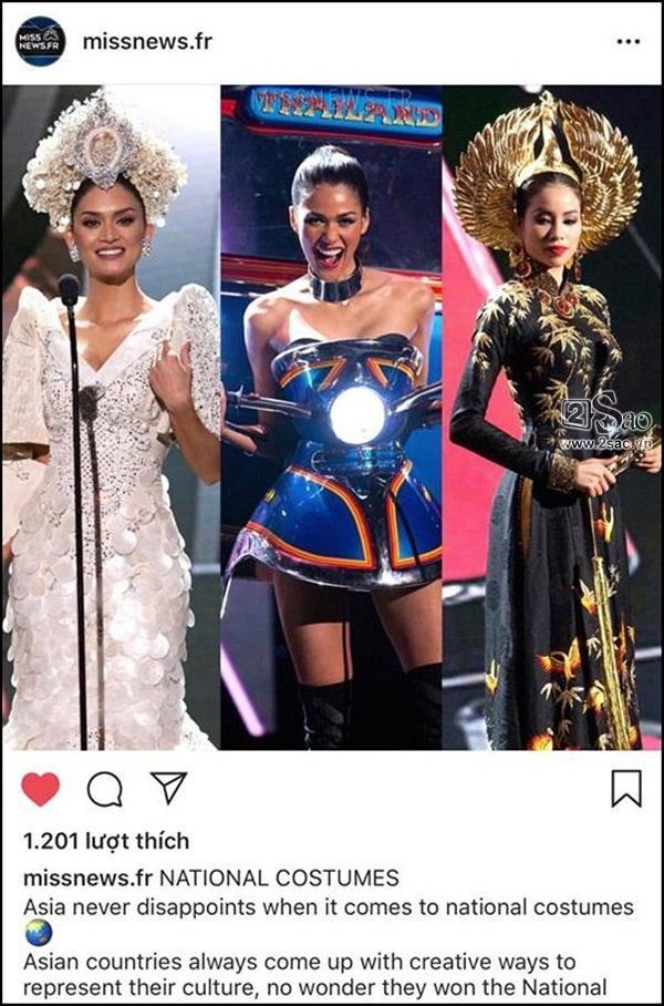 Đã 3 năm sau Miss Universe 2015, fans quốc tế vẫn khóc ròng vì Phạm Hương trượt vỏ chuối-14