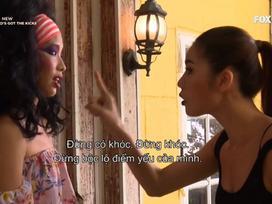 Tung chiêu thị phạm 'xô đẩy', Minh Tú giúp thí sinh của mình đại thắng tại Asia's Next Top Model