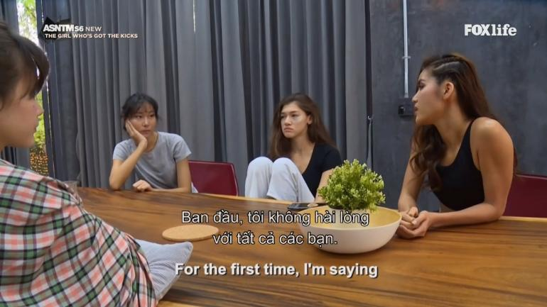 Tung chiêu thị phạm xô đẩy, Minh Tú giúp thí sinh của mình đại thắng tại Asias Next Top Model-1