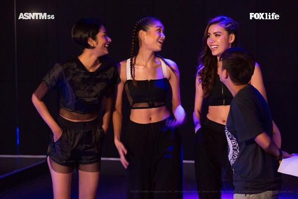 Tung chiêu thị phạm xô đẩy, Minh Tú giúp thí sinh của mình đại thắng tại Asias Next Top Model-9