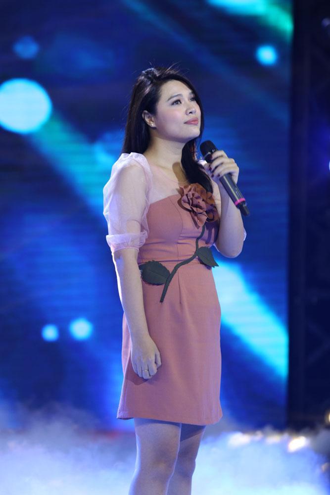 Bản sao Lệ Quyên bị đánh bại bởi thí sinh 16 tuổi của The Voice Kids-2