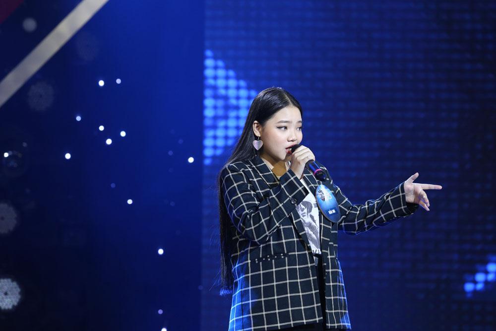 Bản sao Lệ Quyên bị đánh bại bởi thí sinh 16 tuổi của The Voice Kids-3