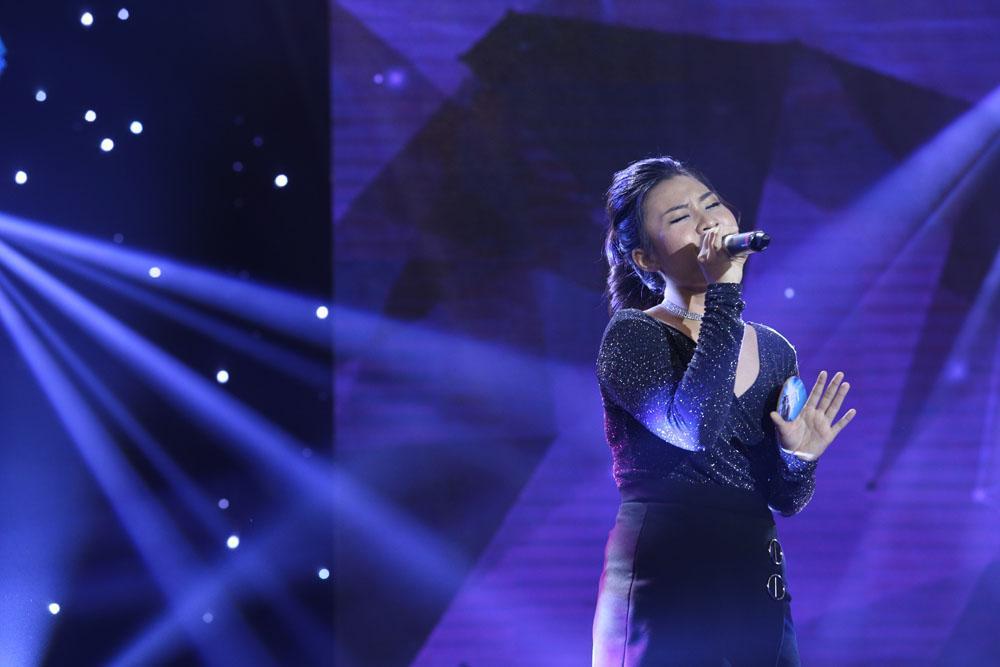 Bản sao Lệ Quyên bị đánh bại bởi thí sinh 16 tuổi của The Voice Kids-8
