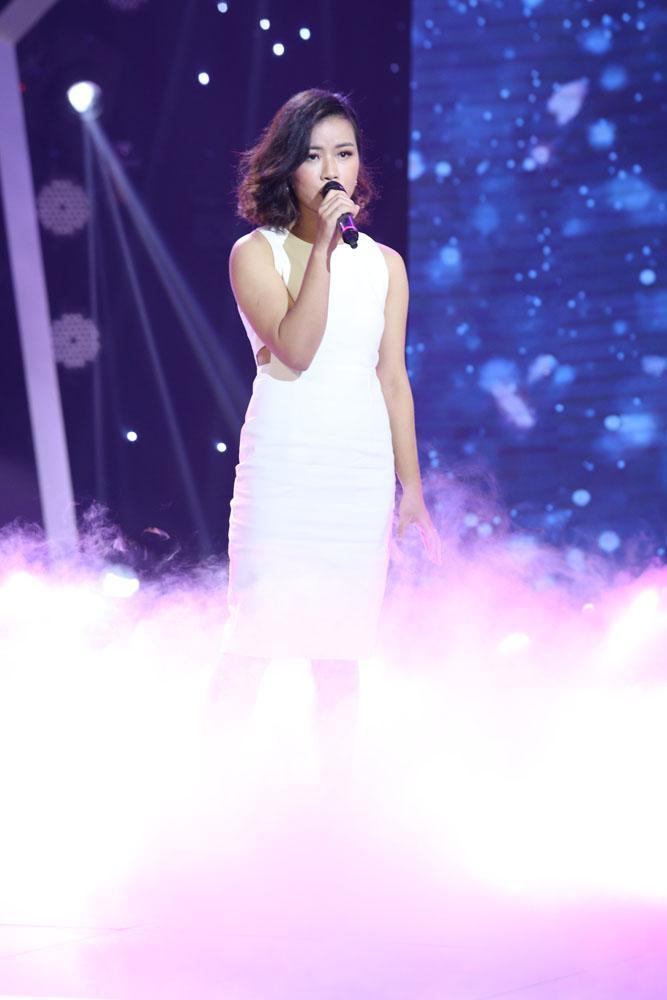 Bản sao Lệ Quyên bị đánh bại bởi thí sinh 16 tuổi của The Voice Kids-5