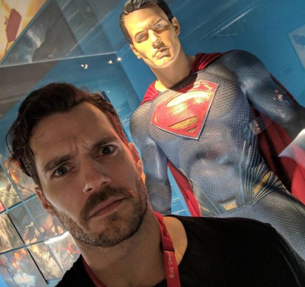 Nguyên nhân thực sự khiến Henry Cavill từ bỏ vai Superman trong Vũ trụ điện ảnh DC-3