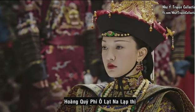 Châu Tấn lên ngôi Kế hoàng hậu, cư dân mạng lại thấy xót xa cho Xa Thi Mạn-1