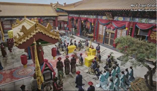 Châu Tấn lên ngôi Kế hoàng hậu, cư dân mạng lại thấy xót xa cho Xa Thi Mạn-2