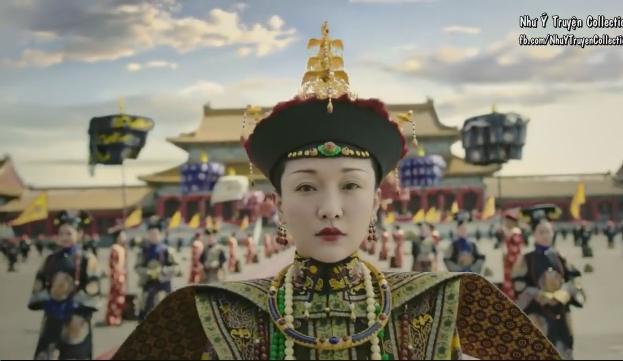 Châu Tấn lên ngôi Kế hoàng hậu, cư dân mạng lại thấy xót xa cho Xa Thi Mạn-4