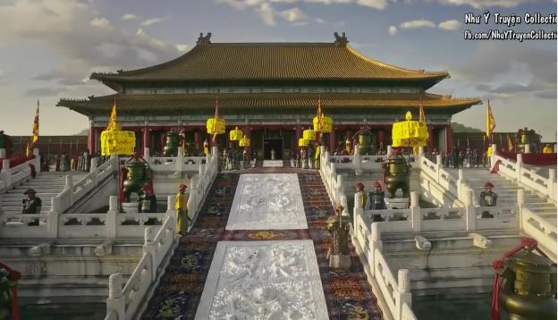 Châu Tấn lên ngôi Kế hoàng hậu, cư dân mạng lại thấy xót xa cho Xa Thi Mạn-5