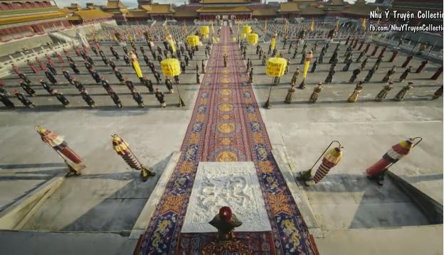 Châu Tấn lên ngôi Kế hoàng hậu, cư dân mạng lại thấy xót xa cho Xa Thi Mạn-7