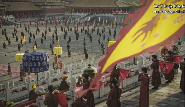 Châu Tấn lên ngôi Kế hoàng hậu, cư dân mạng lại thấy xót xa cho Xa Thi Mạn-6