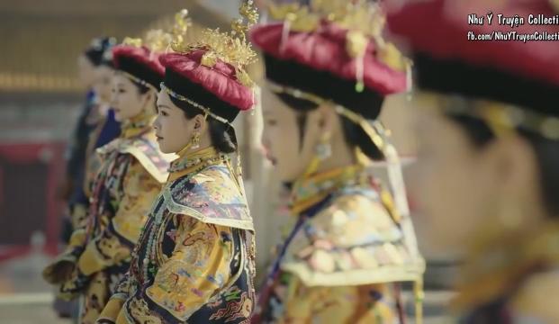 Châu Tấn lên ngôi Kế hoàng hậu, cư dân mạng lại thấy xót xa cho Xa Thi Mạn-8