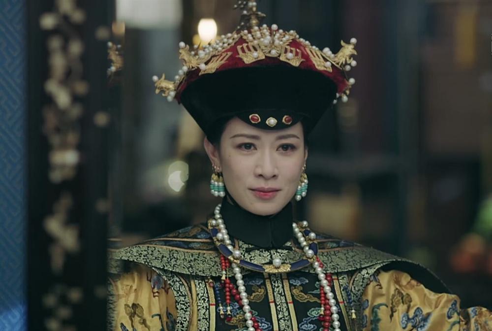 Châu Tấn lên ngôi Kế hoàng hậu, cư dân mạng lại thấy xót xa cho Xa Thi Mạn-9