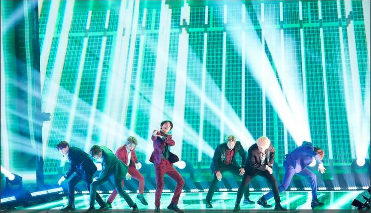Clip hot: Chần chừ gì mà không xem ngay sân khấu Idol của BTS tại Americas Got Talent!-3