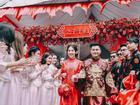Bộ ảnh ăn hỏi độc đáo của cặp đôi người Việt gốc Hoa gây sốt mạng xã hội