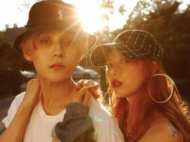 Chuyện thật như đùa, vừa tuyên bố đuổi HyunA và E'Dawn vài tiếng sau Cube thay đổi quyết định
