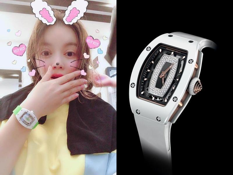 Chi hơn 100 tỷ đồng để mua 3 cái đồng hồ, thế mà Lý Nhã Kỳ lại chỉ đeo cho vui chứ chẳng xem giờ-2