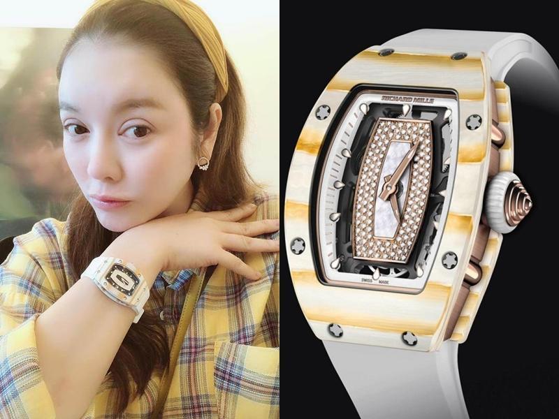 Chi hơn 100 tỷ đồng để mua 3 cái đồng hồ, thế mà Lý Nhã Kỳ lại chỉ đeo cho vui chứ chẳng xem giờ-4
