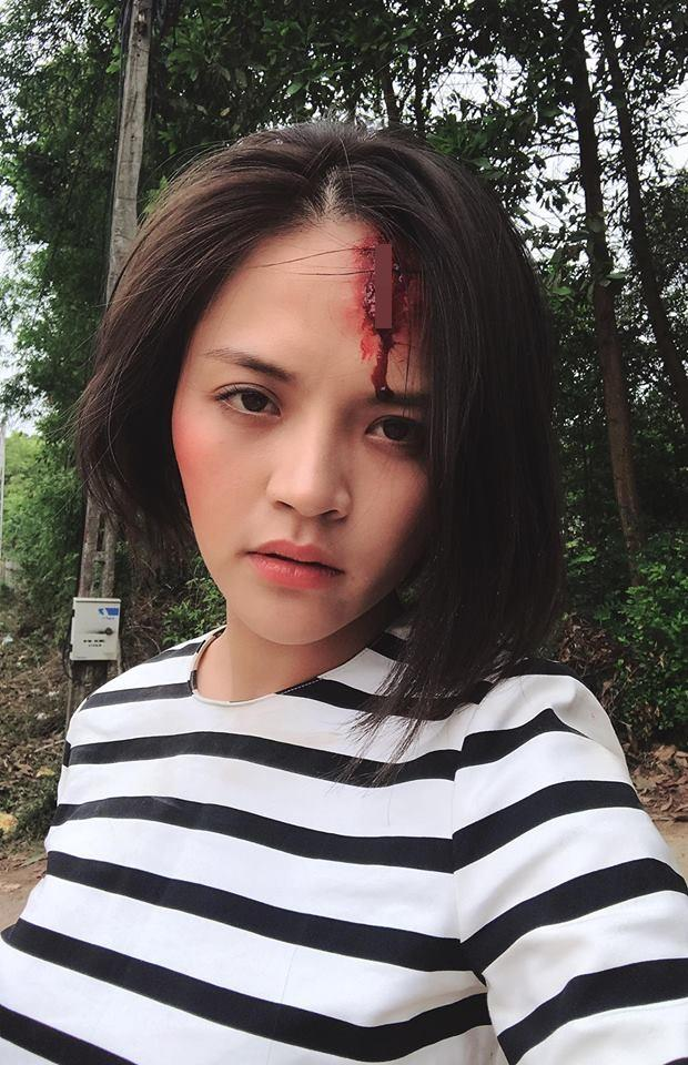 Lộ clip My Sói bị đánh dã man đến vỡ đầu chảy máu trong Quỳnh Búp Bê-3
