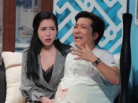 Mặc kệ Trường Giang khoe nhẫn đính hôn, Elly Trần một mực tuyên bố: 'Anh là người đàn ông của đời tôi'