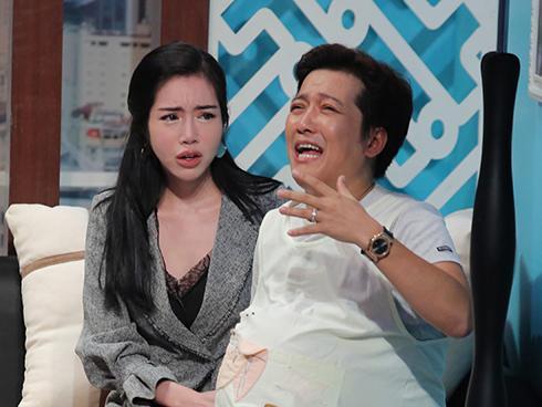 Mặc kệ Trường Giang khoe nhẫn đính hôn, Elly Trần một mực tuyên bố: Anh là người đàn ông của đời tôi-1